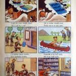 Ondřej Sekora: Ferda Mravenec, propagace spoření, 1950