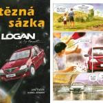Karel Zeman: Logan – vítězná sázka, reklama firmy Dacia, 2004