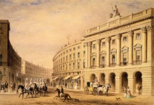 county_fire_office_london_first_half_of_the_19th_century-_the_fire_office_building_incorporating_the_provident_life_office_regent_street_mol